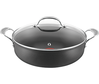 Jamie Oliver TEFAL Hard Anodized