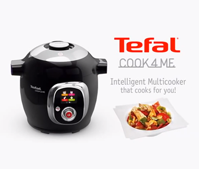Cook4Me Intelligent Multi Cooker