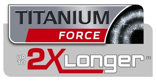 Titanium Force logo