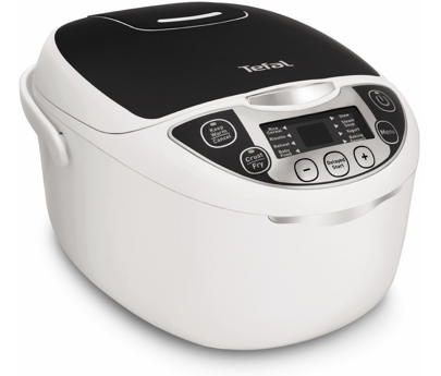 10 in 1 rice multicooker rk705 by tefal. Black Bedroom Furniture Sets. Home Design Ideas