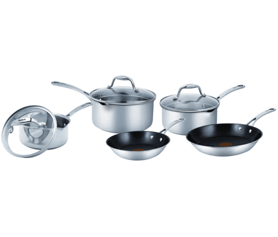 easy strain cookware by tefal. Black Bedroom Furniture Sets. Home Design Ideas