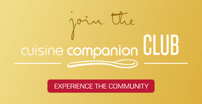 Join the cuisine companion CLUB